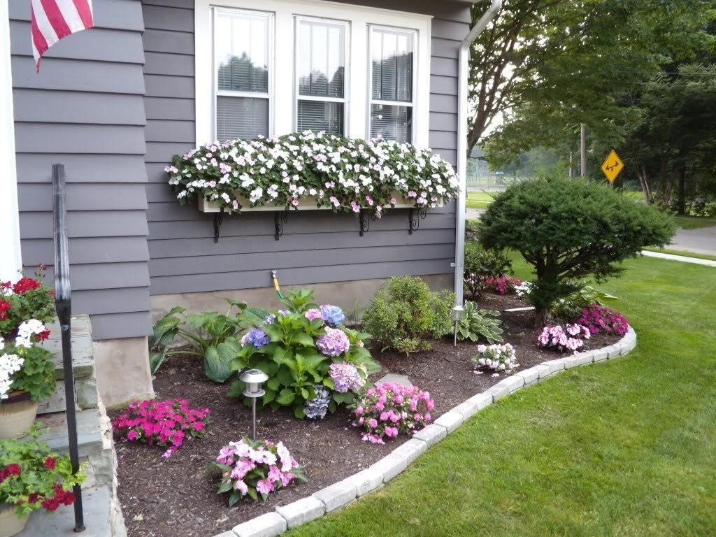 10 Garden Ideas Front House, Most of the Elegant and ...
