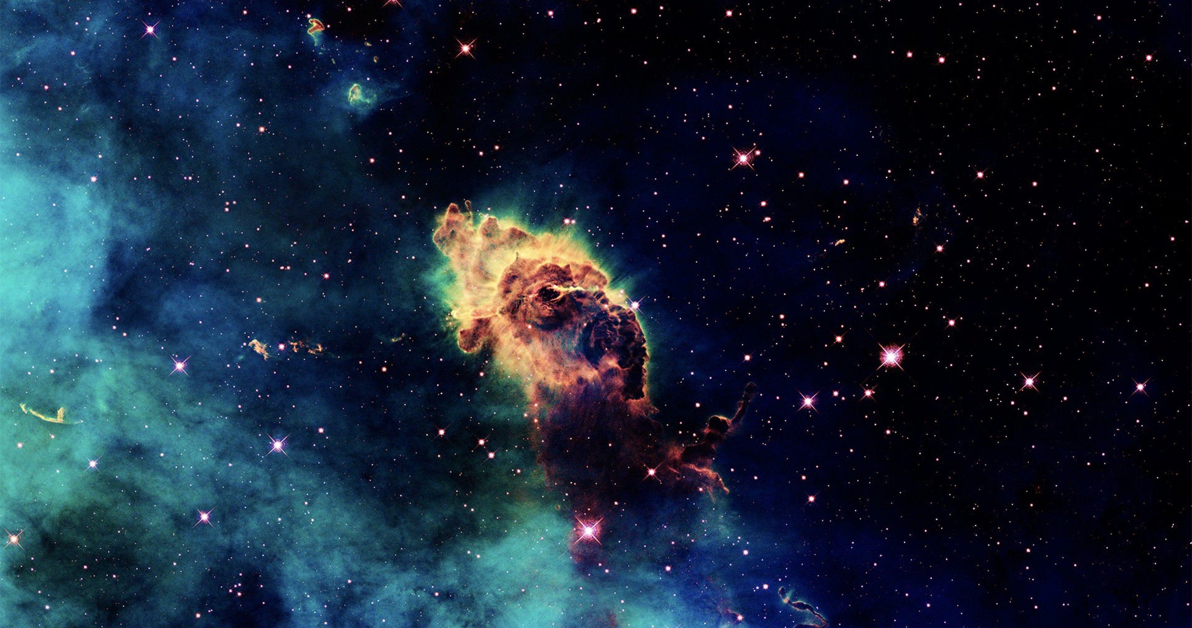 Nebula In Our Galaxy 4k Ultra Hd Wallpaper Space Telescope Nebula Carina Nebula
