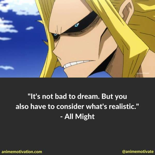 The 65+ Most Powerful Quotes From My Hero Academia