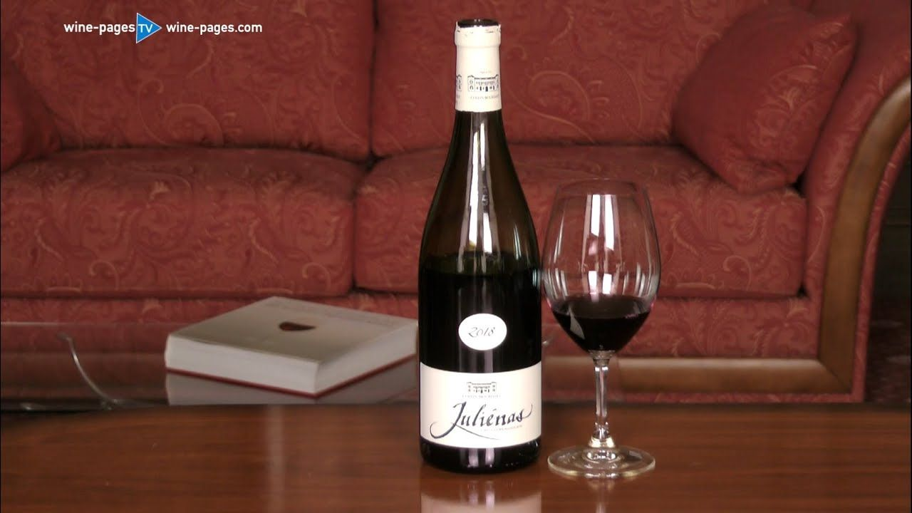Review Of Lidl Julienas 2018 Part Of Lidl Uk S Wine Tour In 2020 Wine Tour Wine Cru Wine