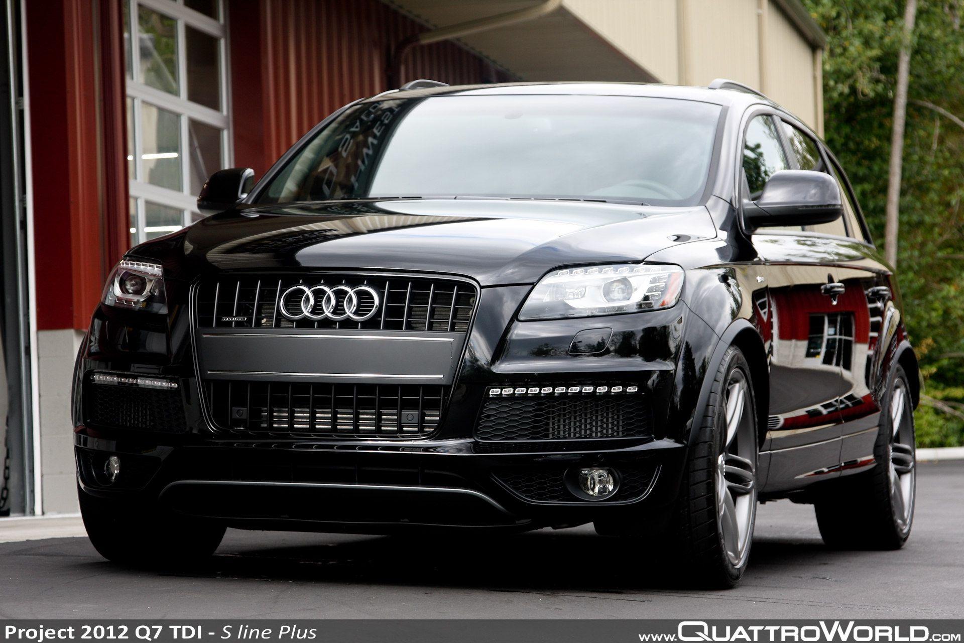 2012 Audi Q7 Tdi If Only Audi Q7 Audi Cars Audi Q7 Tdi
