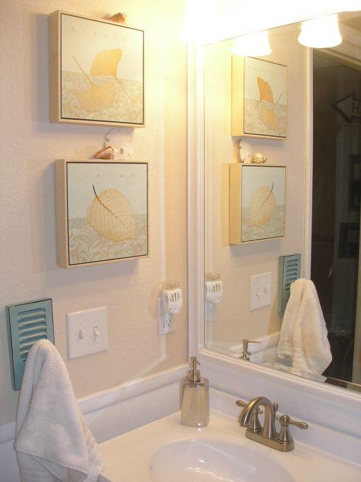 A Tiny Beach Treasure Bathroom Designs Decorating Ideas Hgtv