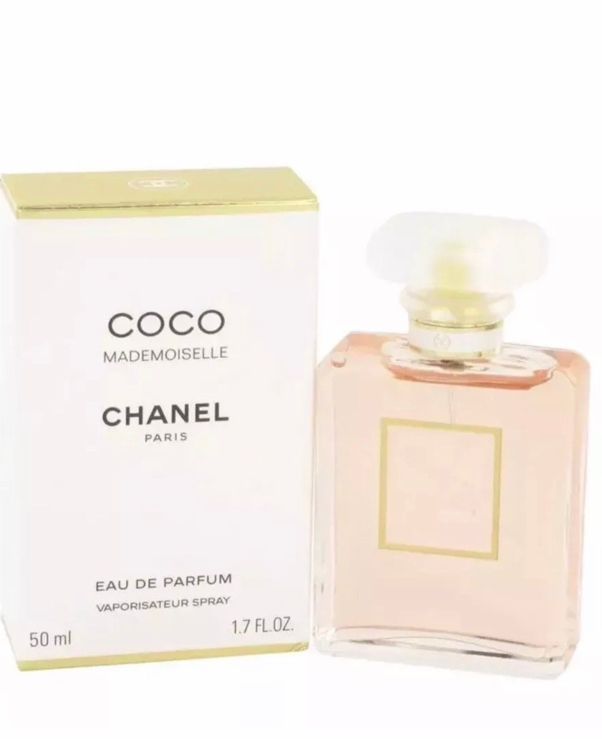 808f2c09 Chanel Coco Mademoiselle 3.4 oz Women's EDP Spray Brand New SEALED ...