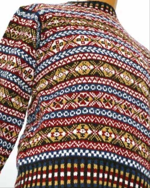 AOFI - TRADITIONAL: AOFI - Traditional Shetland Black | Knit ...