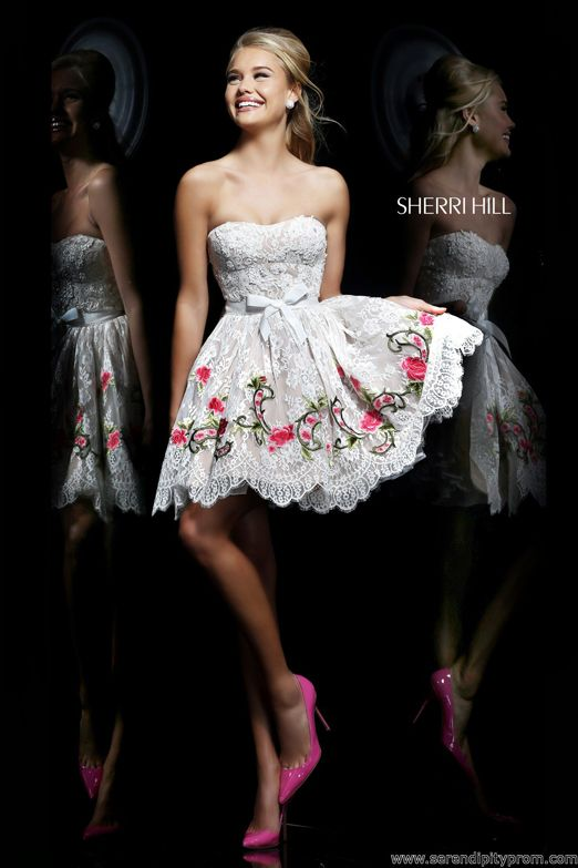 Sherri Hill 21320 prom dress https://www.serendipityprom.com ...