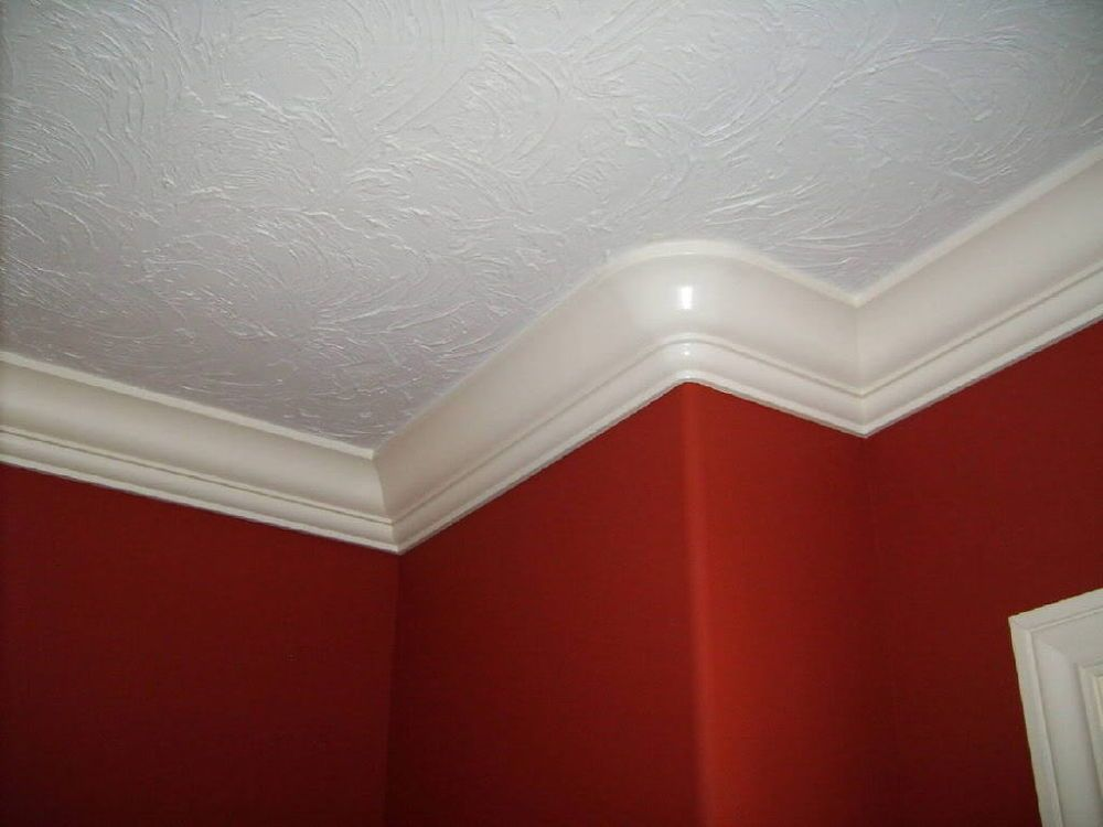 Crown Molding Vaulted Ceiling
