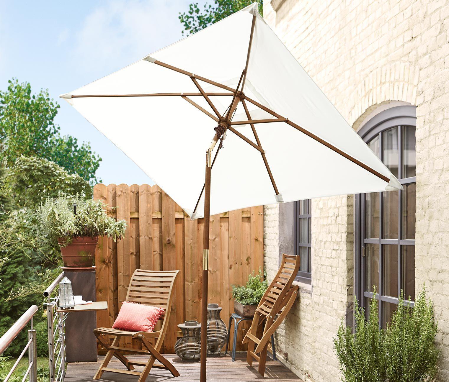 Kleiner Marktschirm Online Bestellen Bei Tchibo 312374 Mit Bildern Sonnenschirm Balkon Marktschirm Terrasse Dekor