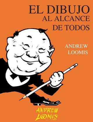 Cover Of Andrew Loomis Divirtiendose Con El Lapiz Libros De Dibujo Pdf Curso De Dibujo Gratis Libro De Dibujo