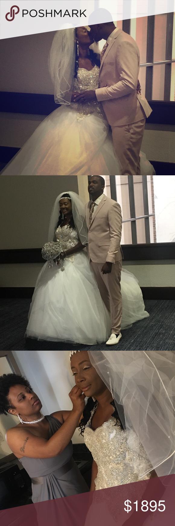 Build your own wedding dress  Customized bling wedding dress Boutique  My Posh Picks  Pinterest