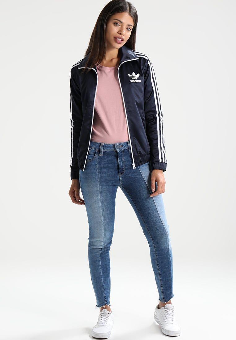 Agrícola Ligeramente navegación  Consigue este tipo de chaqueta deportiva de Adidas Originals ahora! Haz  clic para ver los detalles. Envíos gratis a toda … | Outfits verano,  Outfits, Bomber jacket