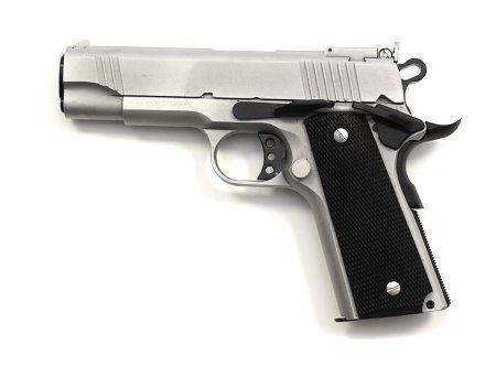 63362df02863 Norinco 1911 Compact Chrome  330   Pistols   Revolvers   Firearms ...