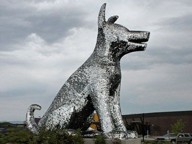 9 Funny Monuments That Are Larger Than Life Roadside Attractions Monument Denver City