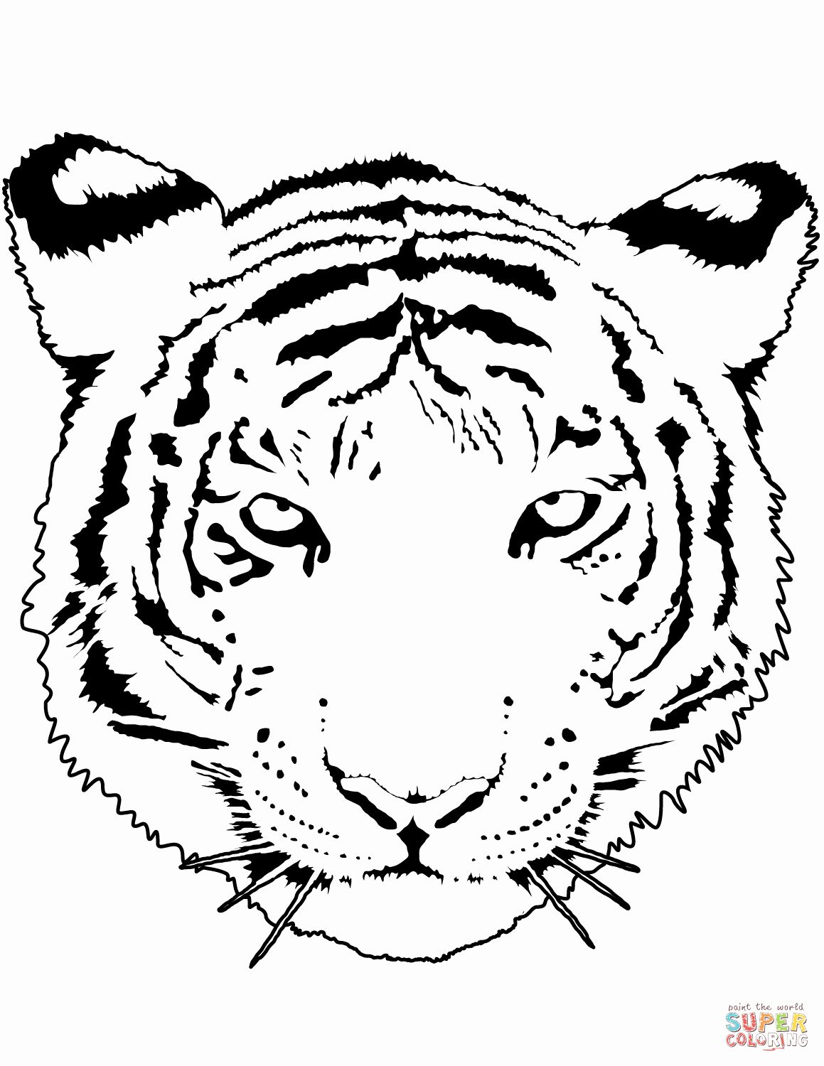 32 Saber Tooth Tiger Coloring Page In
