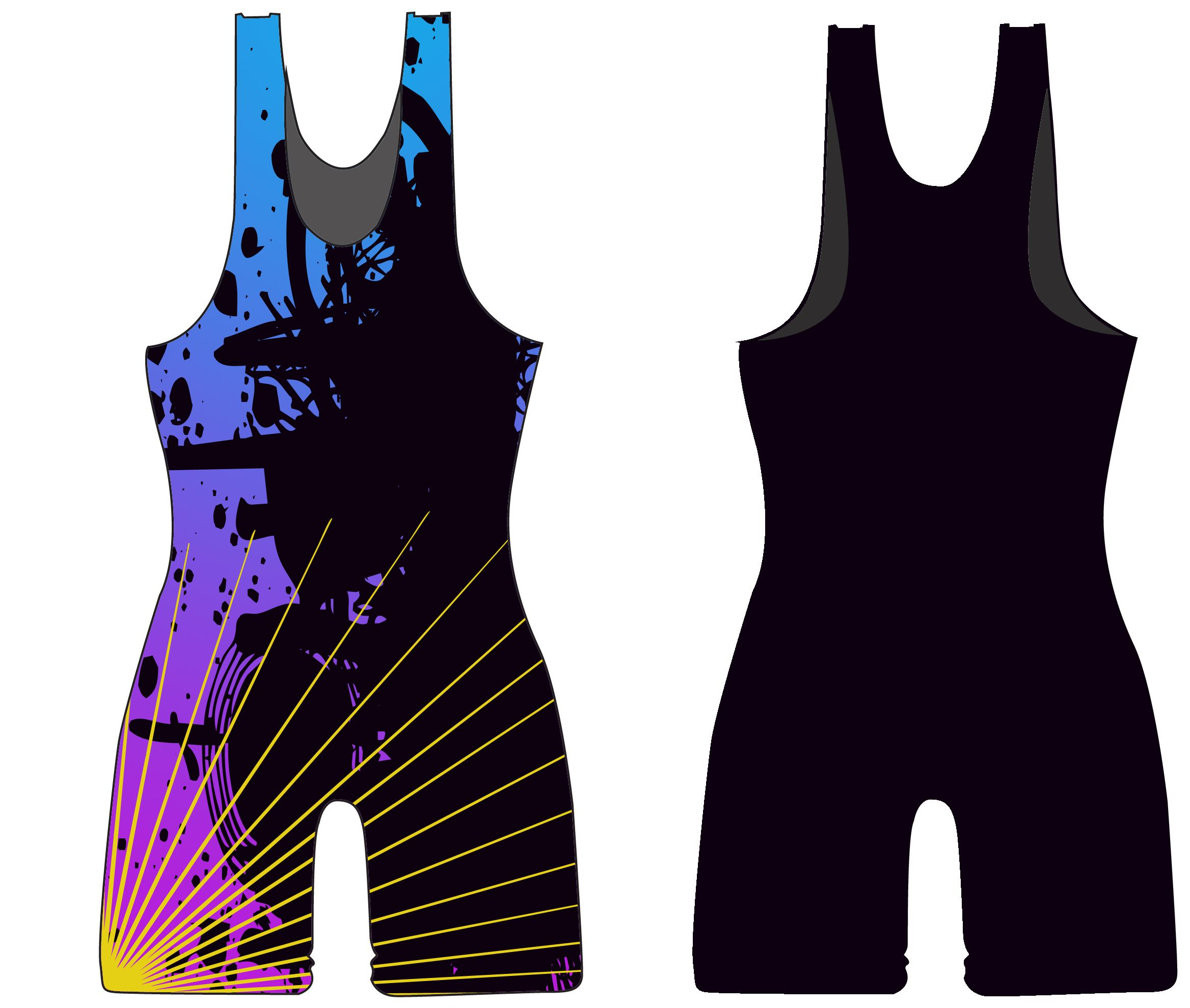 Urban1 Custom Wrestling Singlet available only at www ...