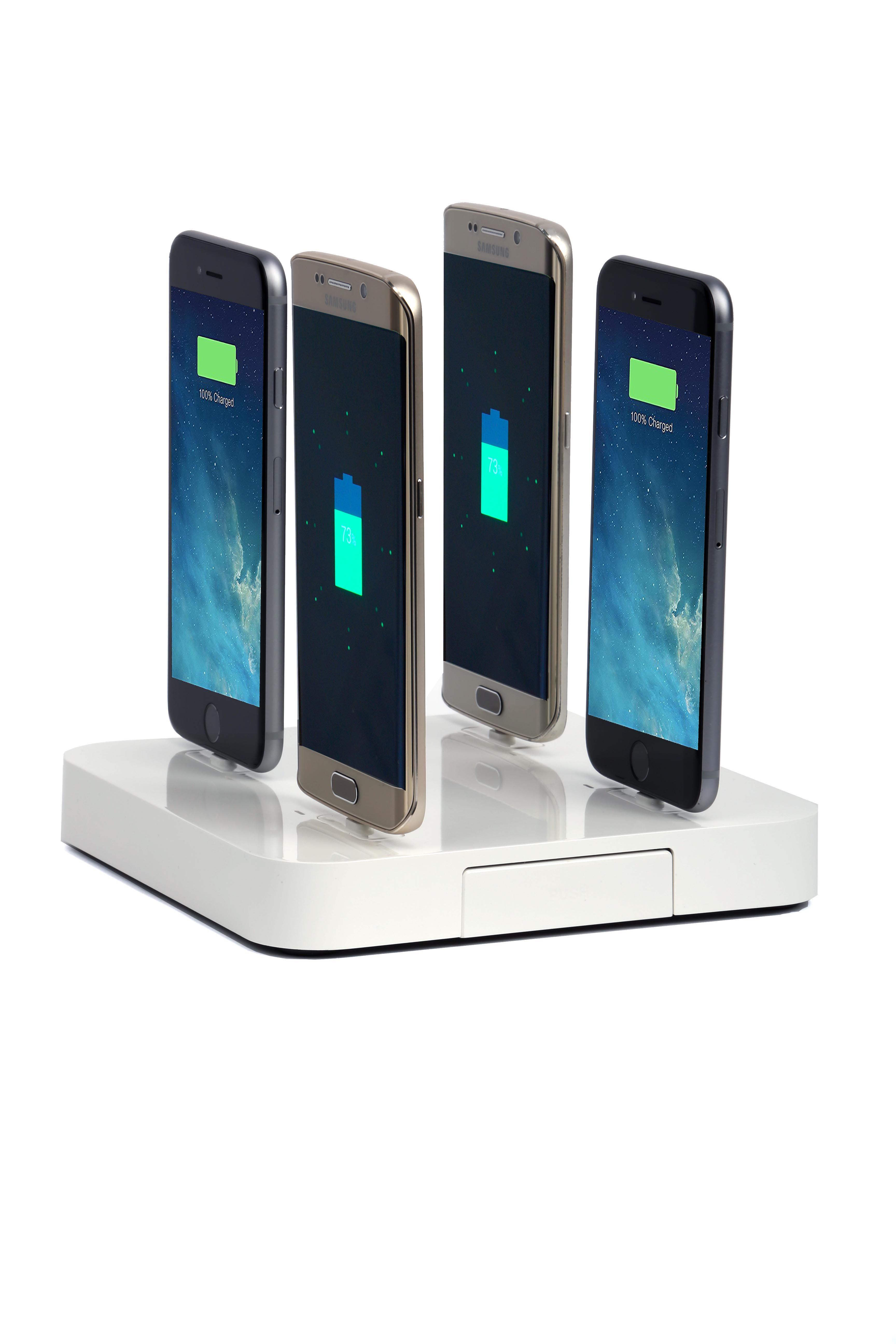 le chargeur universel pour smartphone et tablette compact et