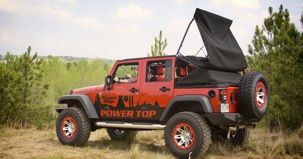 Turn Your Jk Jeep Wrangler Into A Soft Top Convertible With Rugged
