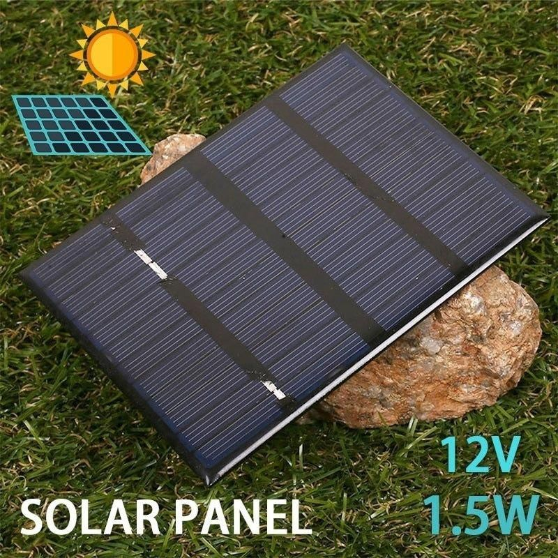 12v Solar Panel Module Toys Part Environmental Solar Cells Solarpanels Solarenergy Solarpower Solargenerator Solarp 12v Solar Panel Uses Of Solar Energy Solar