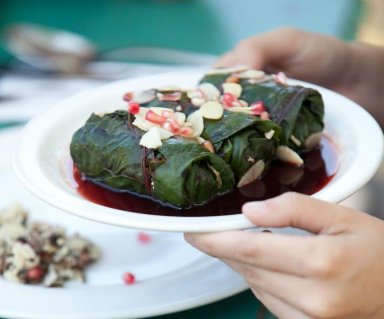5 Gorgeous Rosh Hashanah Recipes from Israel's Top Chefs | The Nosher #roshhashanarecipes 5 Gorgeous Rosh Hashanah Recipes from Israel's Top Chefs | The Nosher #roshhashanah