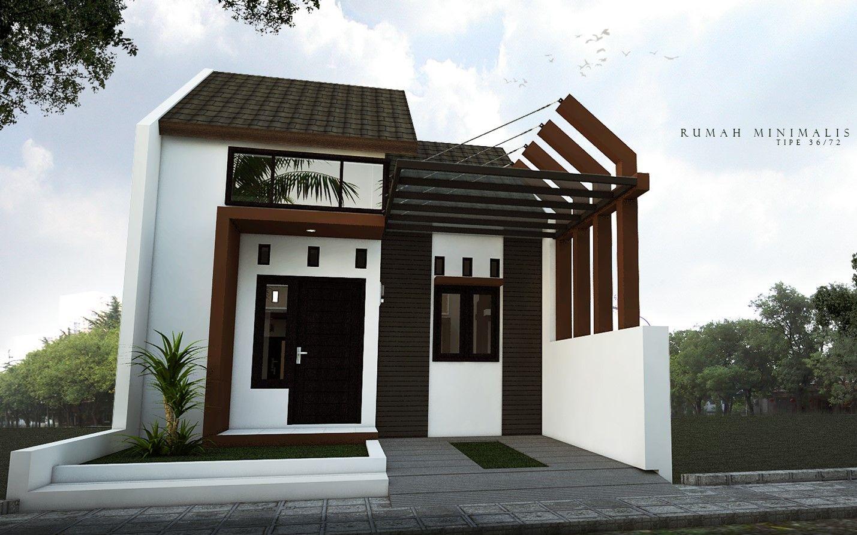 Model Rumah Sederhana Tapi Mewah Modern Desain rumah
