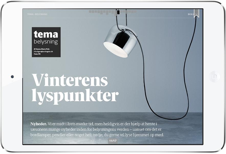 Berlingske Boligen Free Digital Magazine. More on www.magpla.net MagPlanet #TabletMagazine #DigitalMag