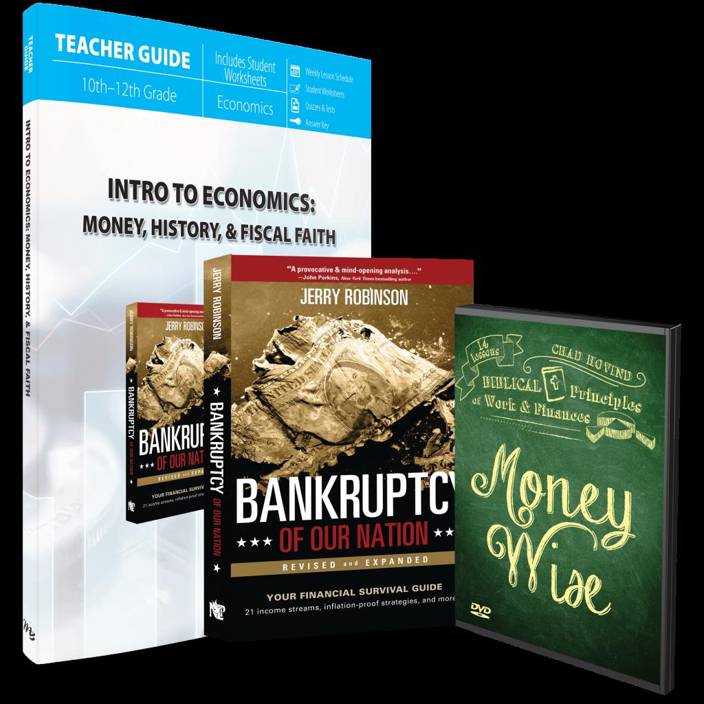 Intro To Economics Money History Amp Fiscal Faith