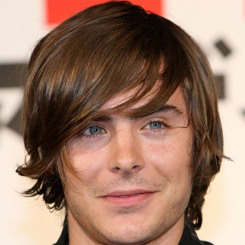 Zac Efron Hairstyles Men S Hairstyles And Haircuts Boys Long Hairstyles Mens Hairstyles Short Long Hair Styles Men