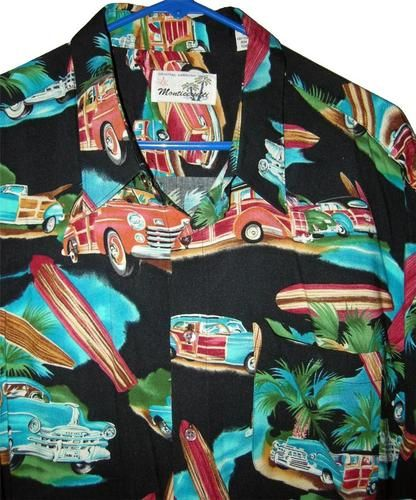 Cool Surf & Woodies Shirt!