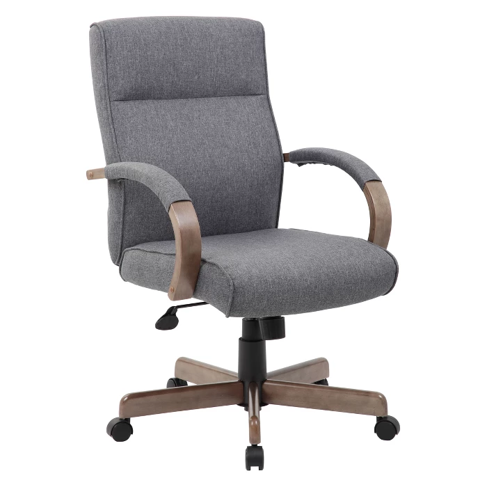 Modern Executive Conference Chair Gray Boss Conference Chairs Chair Executive Office Chairs