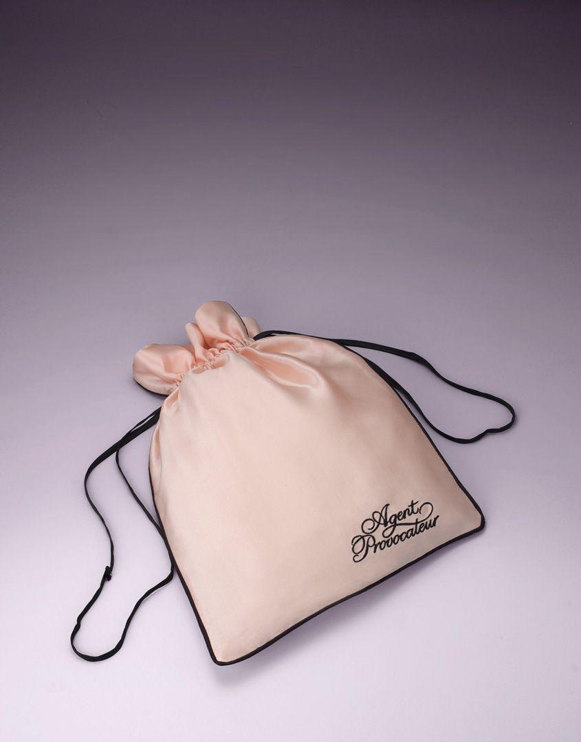 Lingerie Bags by Agent Provocateur - Small Lingerie Bag  750e79488