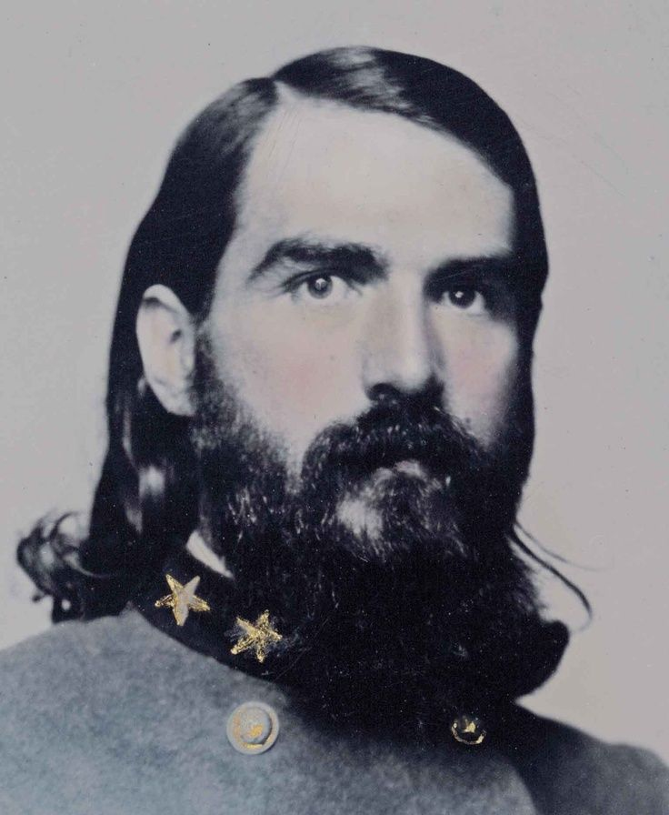Facial hair on civil war soldiers