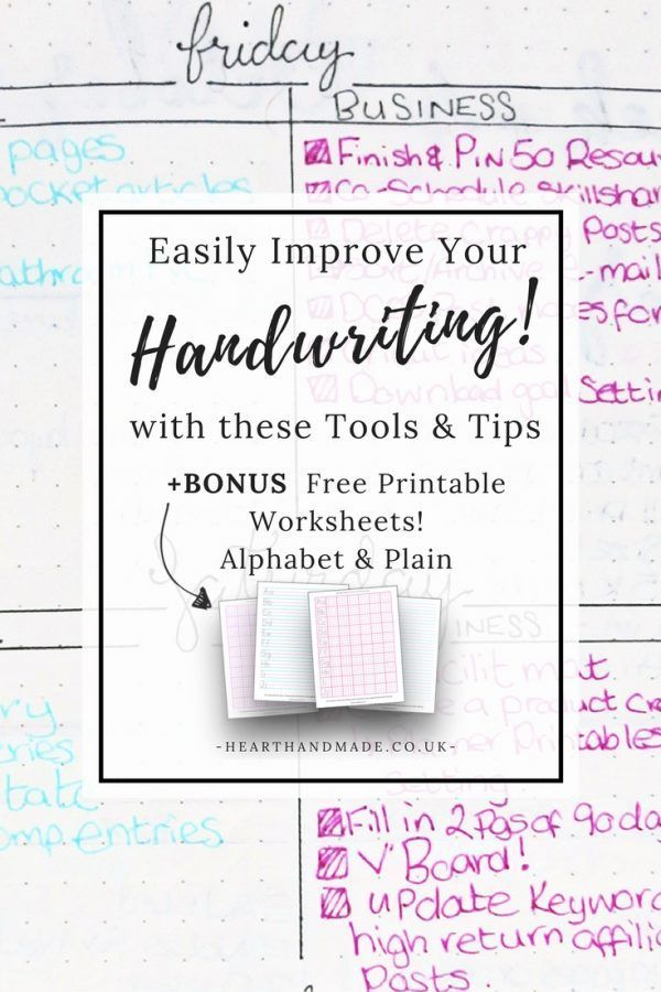 how to easily improve your handwriting as an adult planner improve your handwriting. Black Bedroom Furniture Sets. Home Design Ideas