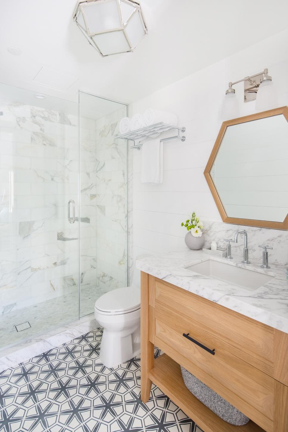 6 Design Trends This Designer Wishes Would End Hgtv Bathroom Redesign Small Bathroom Bathroom Design Small