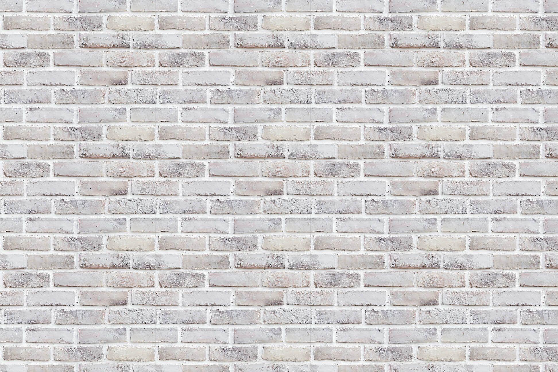 Whitewash Brick Wallpaper Brick wallpaper, White wash