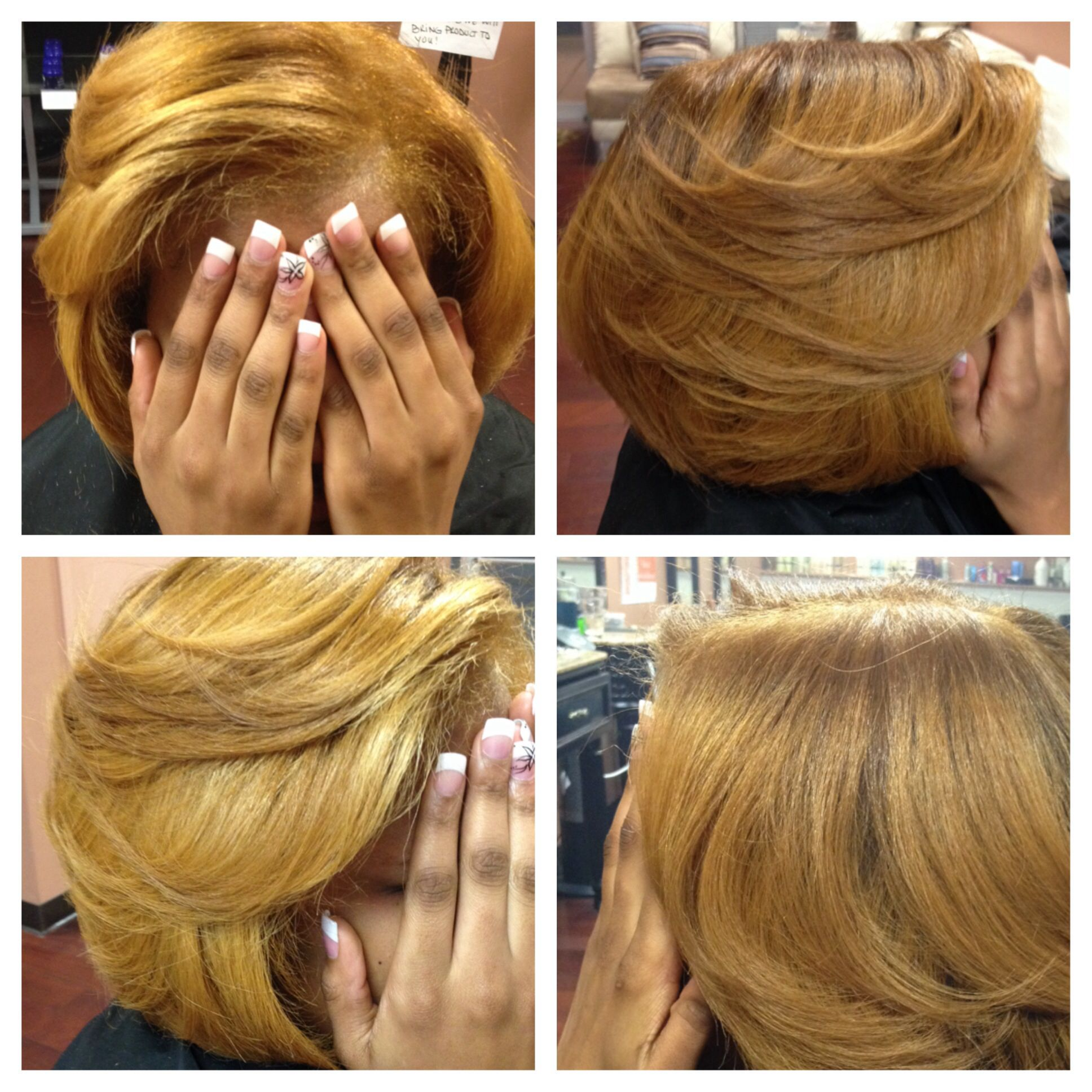 Pin By Dominican Style Hair Care By J On Perfect Blowout Atlanta Natural Hair Stylists Blowout Hair Natural Hair Styles