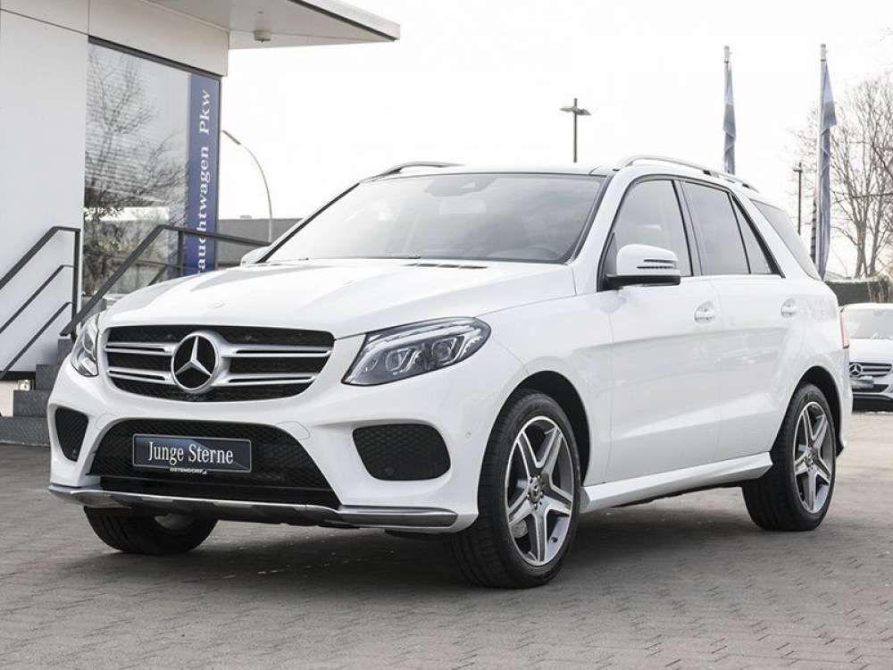 2017 Mercedes Benz Gle 350 D 4matic Amg Panorama Ahk Airmatic Led