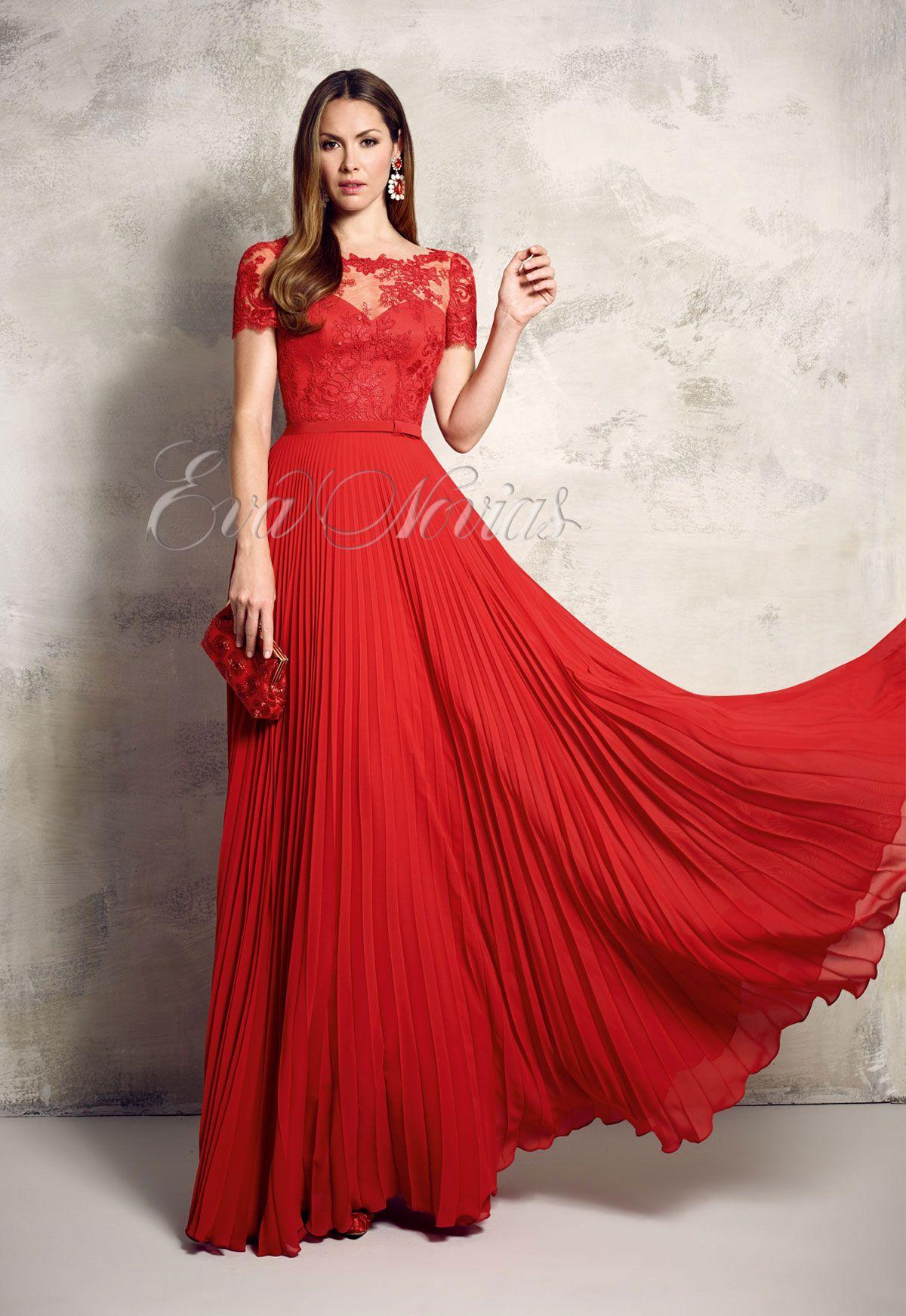 db4824423 Vestido de fiesta Pepe Botella 2016 Modelo 1117 en tienda de novias Madrid