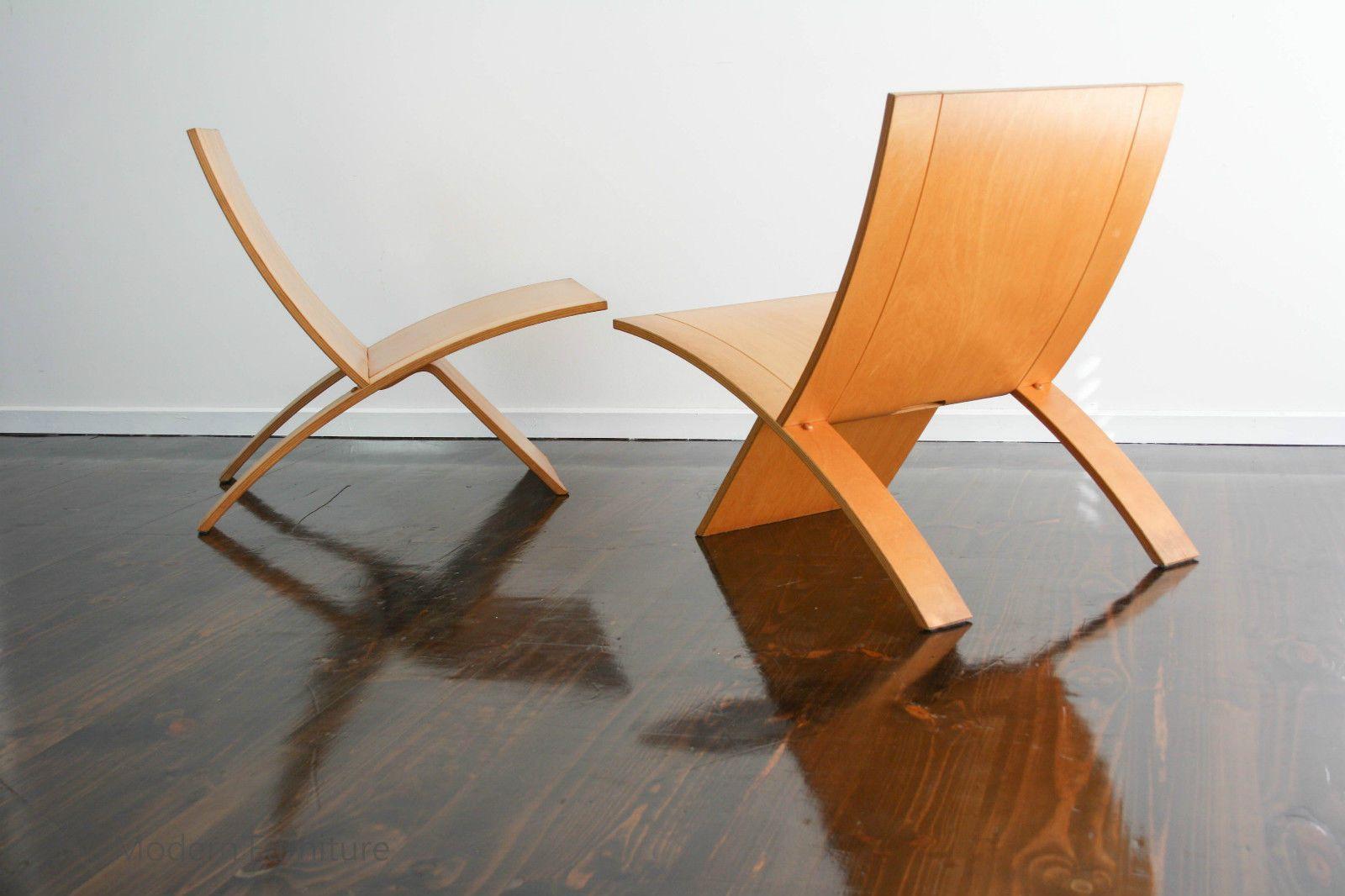 Mid Century Modern Arm Chairs X 2 Retro Vintage Jens Nielsen Westnofa Norway In Vic 360 Modern Furniture Ebay
