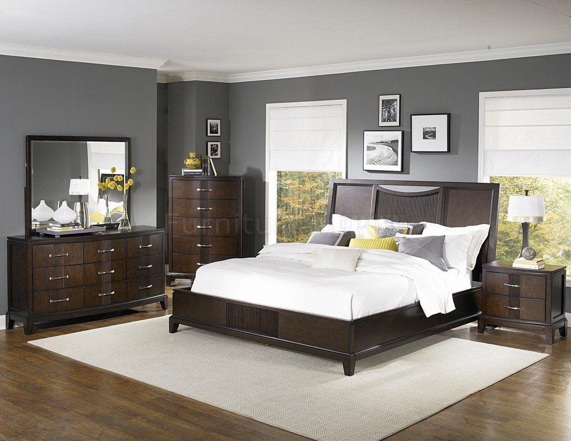 Espresso Bedroom Furniture Modern Italian Furniture
