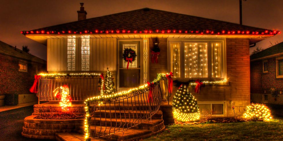 15 Christmas Light Ideas That Will Top