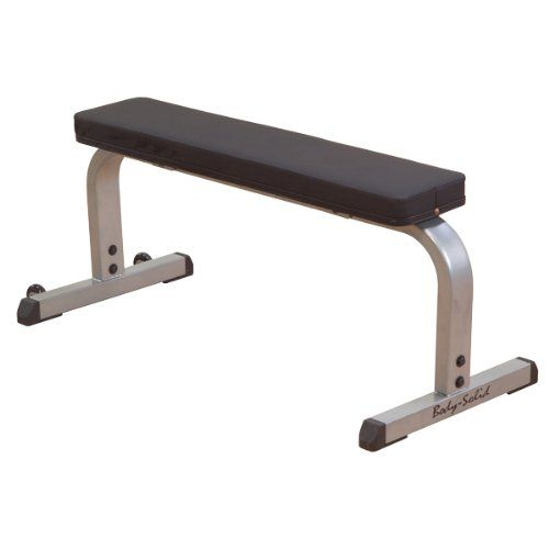 Body Solid Flat Bench This Body Solid Flat Incline Bench S Mainframe Is Made Of Commercial 2 Visit Site To View Price Buy Weight Benches Adjustable Weight Bench At Home Gym