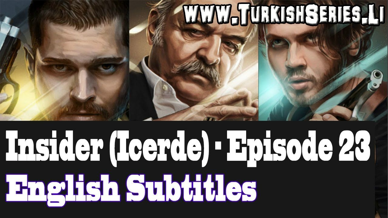 Inside Icerde – Episode 23 english subtitles | icerde in 2019