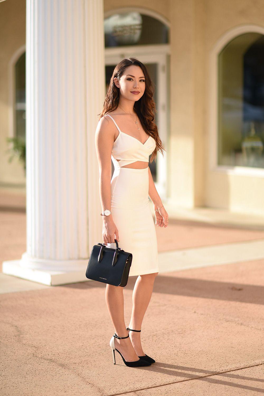 6a9ed4ad9cd1 How to Dress Romantic this Spring with Jessica Ricks glamradar.com