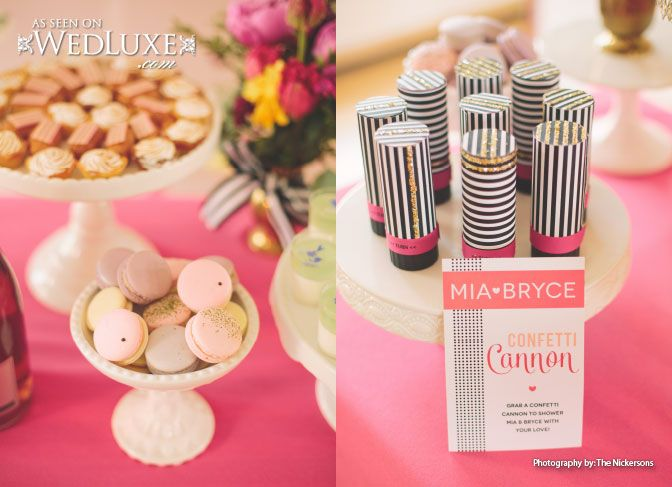 Style File: Bright, Bold, and Gold   WedLuxe Magazine