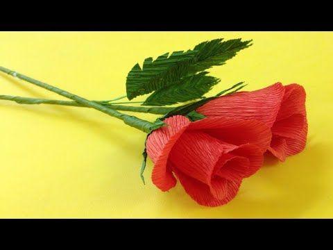 Tutorial make a crepe paper flower origami flowers folding tutorial make a crepe paper flower origami flowers folding instructions diy paper mightylinksfo