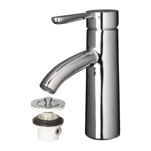 DALSKÄR Bath faucet with strainer IKEA 10-year Limited Warranty ...