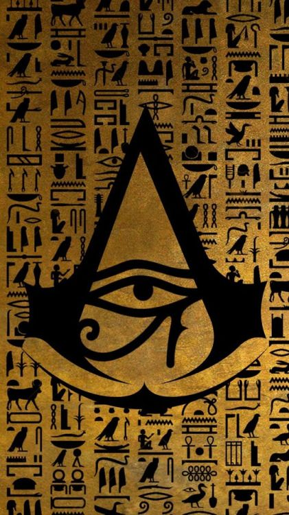 Origins Wallpapers Gold And Regular Assassin S Creed Wallpaper Assassins Creed Artwork Assassins Creed