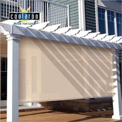 Coolaroo Shades Coolaroo Exterior Sun Shades Blinds Com Exterior Roller Shade Outdoor Shade Windows Exterior