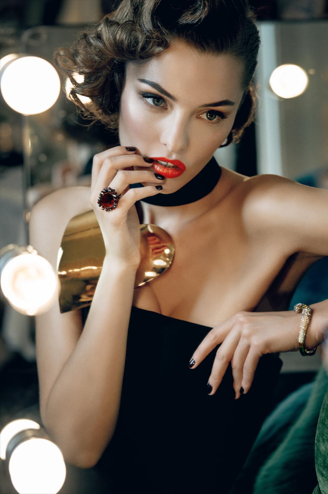 Cocktail for Glamour | Photographer Signe Vilstrup
