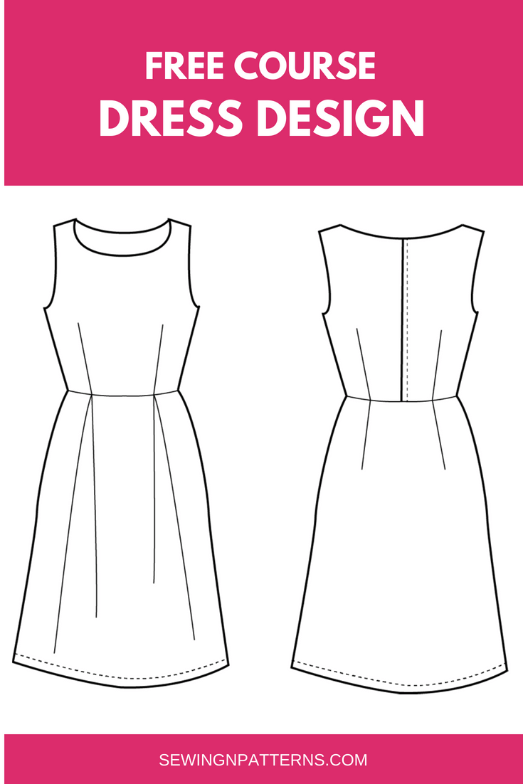 Learn How To Design Your Own Clothes Design Your Own Clothes Fashion Designing Course Diy Fashion Clothing