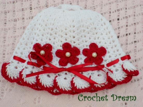 croche on Pinterest | Sombreros, Tejidos and Patrones